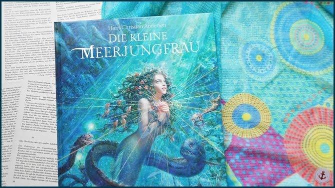 Rezension Die kleine Meerjungfrau Hans Christian Andersen