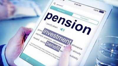 Get the unclaimed pension funds