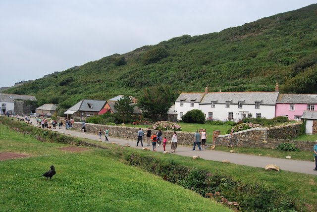 Cornish Tales - Staying at Boscastle YHA, photo by modernbricabrac.com