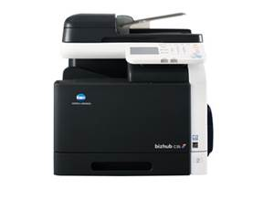 Konica Minolta Bizhub C35 Printer Driver Download