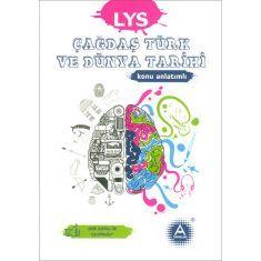 Ayayınları LYS Çağdaş Türk ve Dünya Tarihi Konu Anlatımlı (2017)