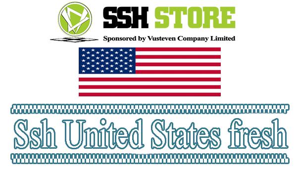 Share ssh united states free ( SSH US ) check fresh 14/01/2017