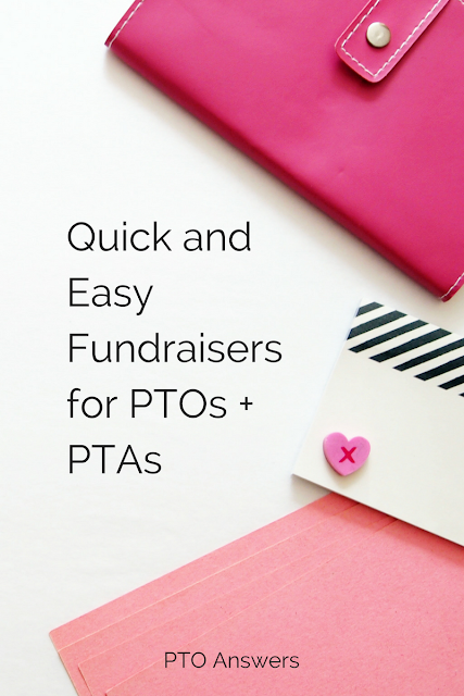 Quick and Easy Fundraisers for PTAs and PTOs