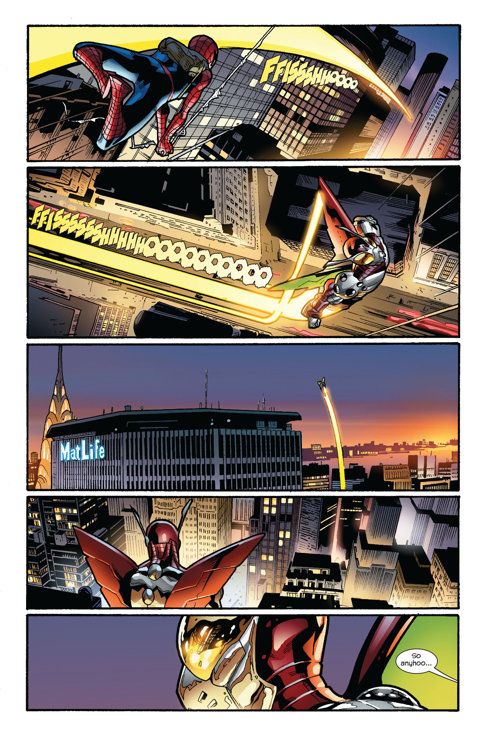 Read online Ultimate Spider-Man (2000) comic -  Issue #124 - 9