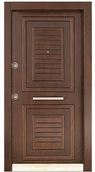 Solid Wood Door Construction