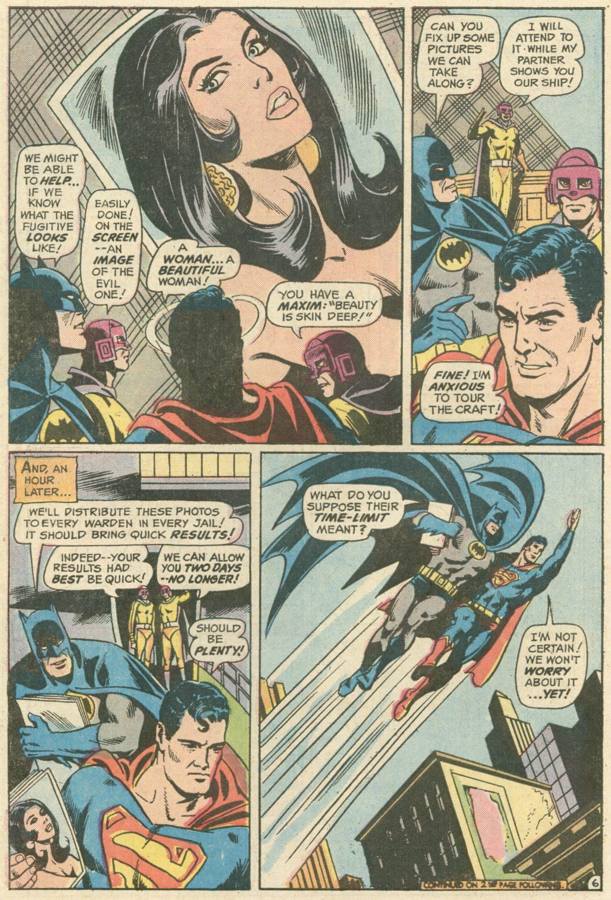 Read online World's Finest Comics comic -  Issue #211 - 8