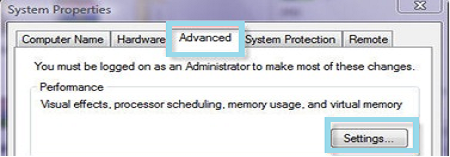 "fix the error ""Data Execution Prevention"" when running applications in Windows 10"
