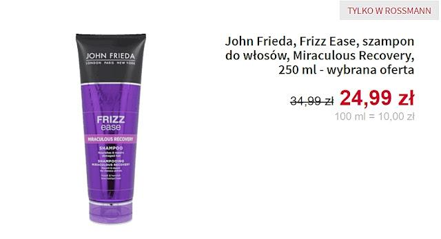 John Frieda - Szampon do włosów