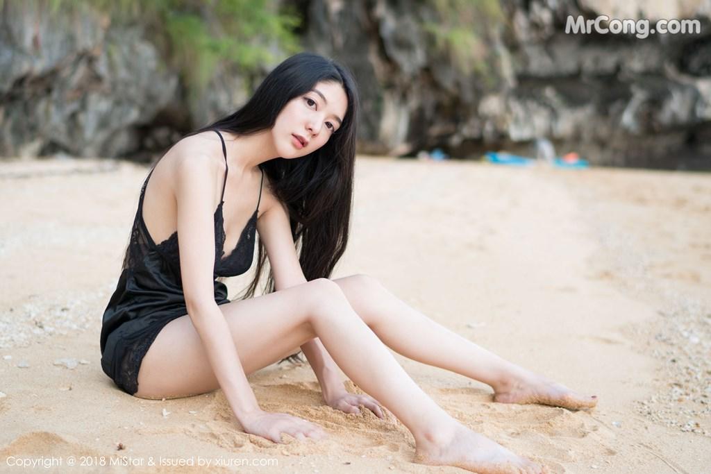 Image MiStar-Vol.207-Xiao-Reba-MrCong.com-010 in post MiStar Vol.207: Người mẫu Xiao Reba (小热巴) (41 ảnh)
