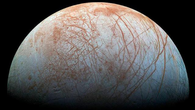 ¿Vida extraterrestre? La NASA hace un sorprendente descubrimiento en un satélite de Júpiter