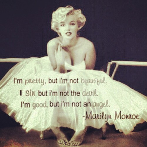 Marilyn Monroe Quotes: Moving Quotes: September 2013