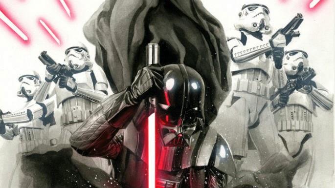 Star Wars:Darth Vader #1