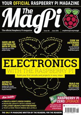 The MagPi 46ª edição
