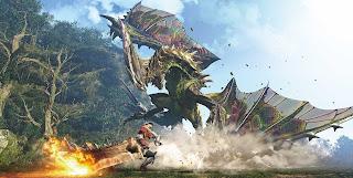 Monster Hunter World - Trailer e data de lançamento