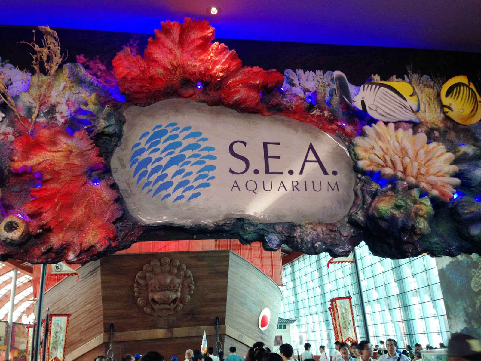 1c46da1e430 I ve been wanting to go to the S.E.A. Aquarium in Singapore for quite some  time now