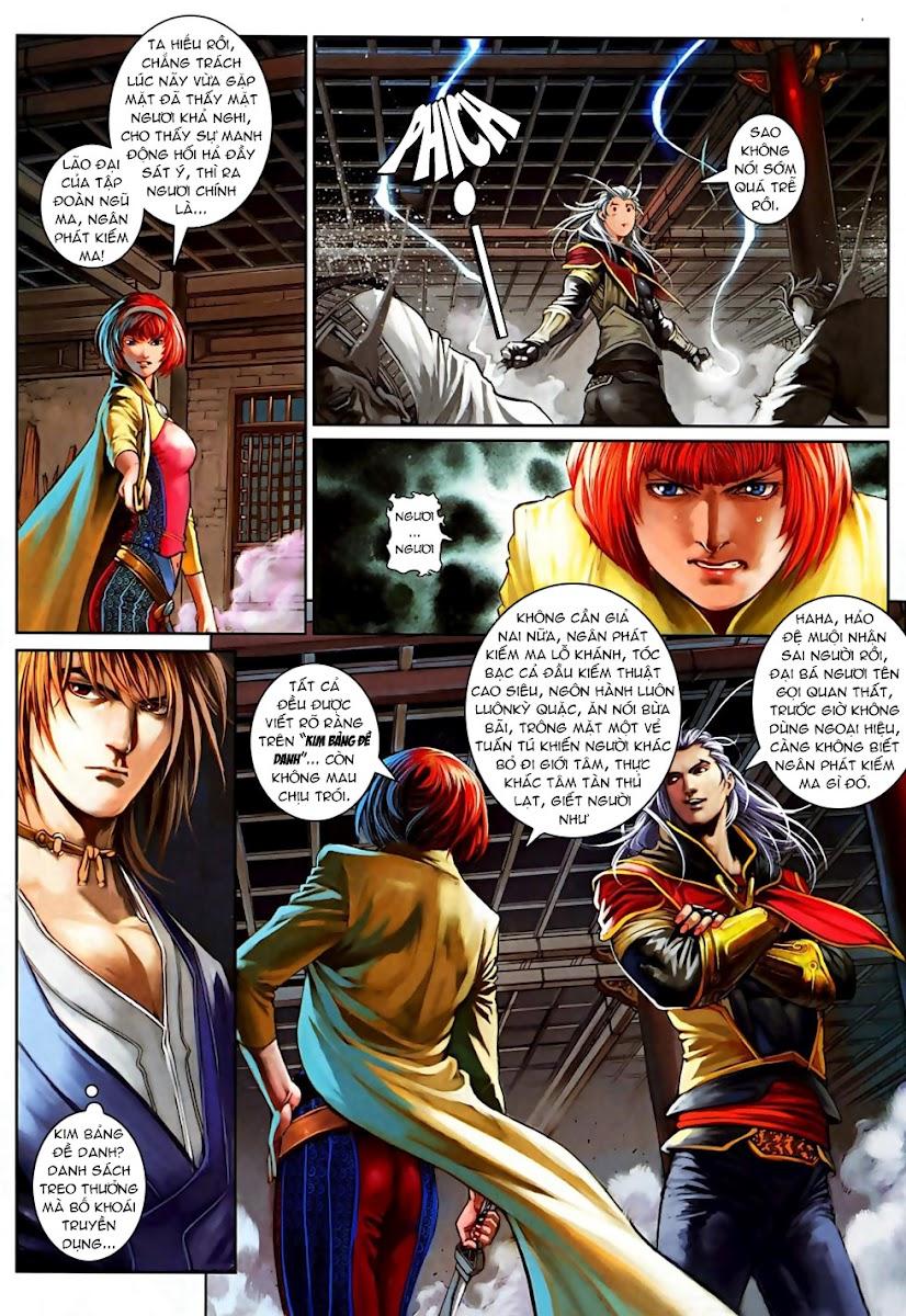 Ôn Thuỵ An Quần Hiệp Truyện Phần 2 chapter 6 trang 8