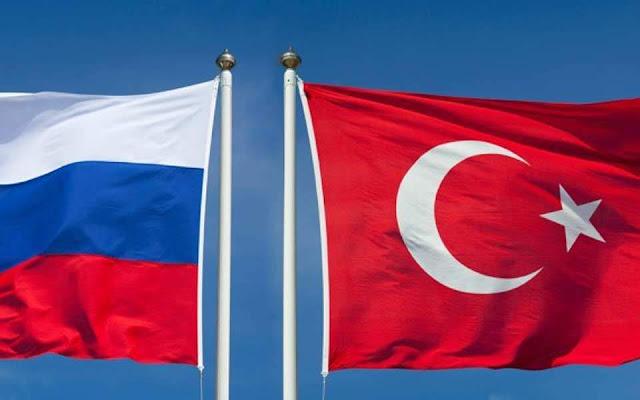 Σε κοινό μέτωπο Ρωσία - Τουρκία