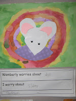Mrs T S First Grade Class Wemberly Worried