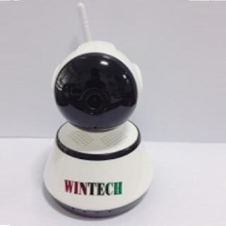 Camera WiFi WinTech WTC-IP302 Độ phân giải 1.0 MP  Giá bán lẻ chính hãng: 1,250,000đ