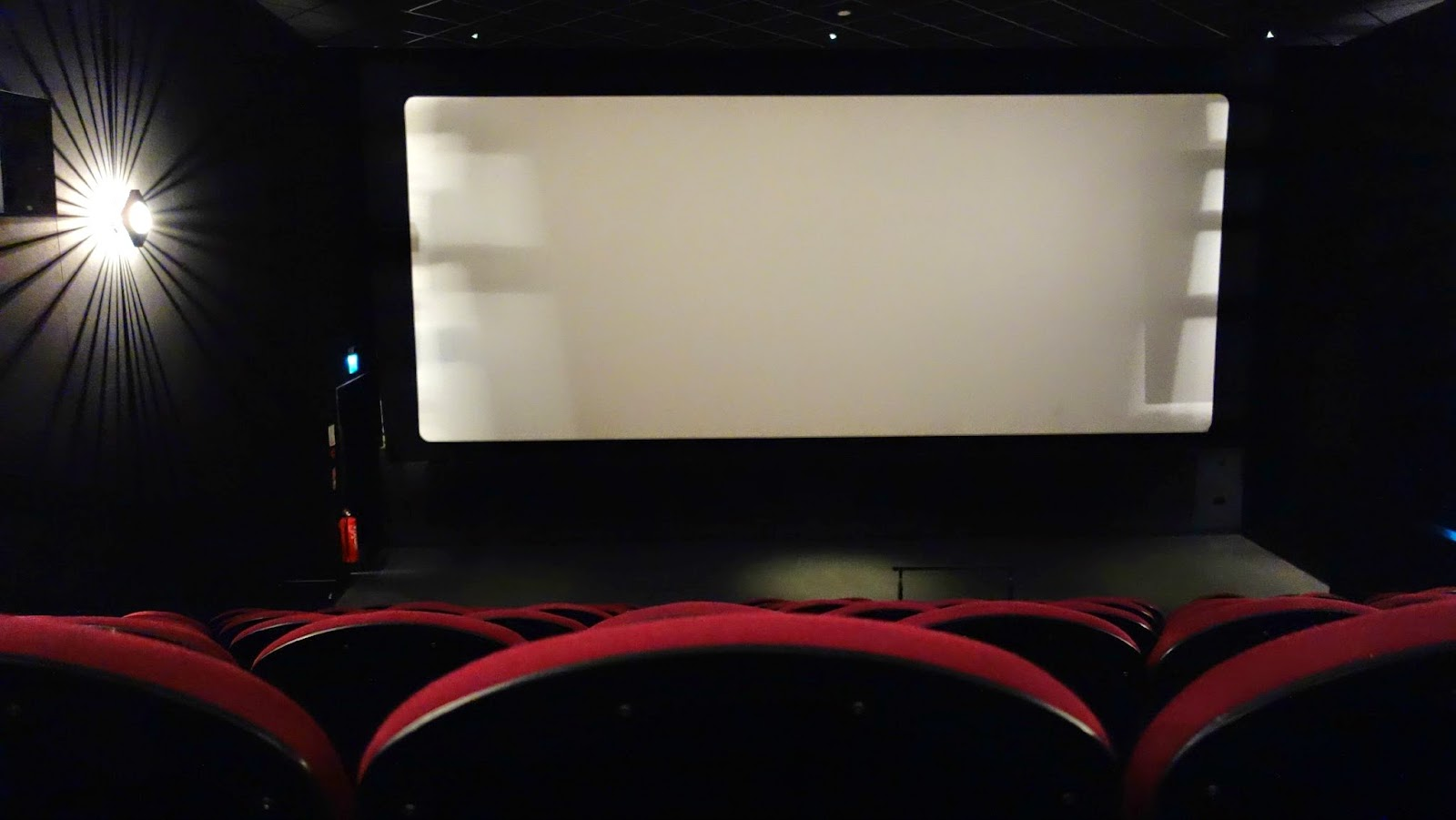 Cardiff Cineworld Cinema