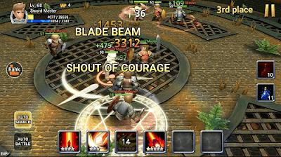 Sword Storm v1.0.5 +3 Mod Apk (Mega Mod)1