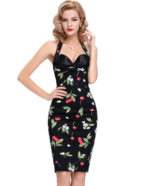 Vestido formal con flores