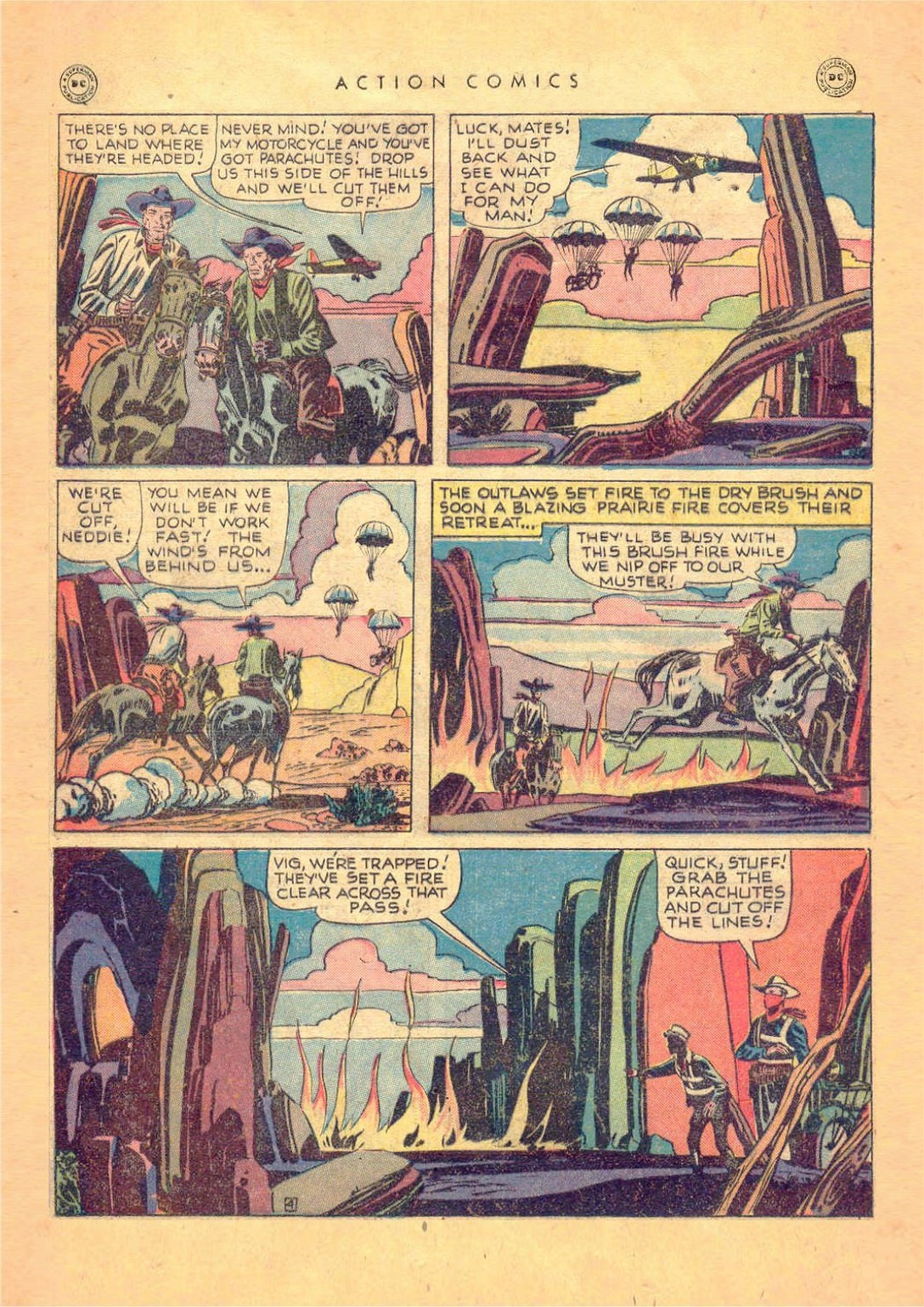Read online Action Comics (1938) comic -  Issue #124 - 46
