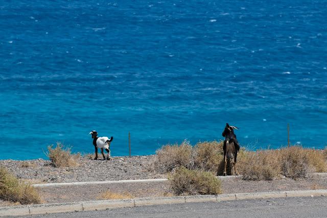 Spiaggia di Mal Nombre e Butihondo-Fuerteventura