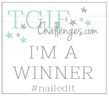 I was a Winner at TGIF Challenges!
