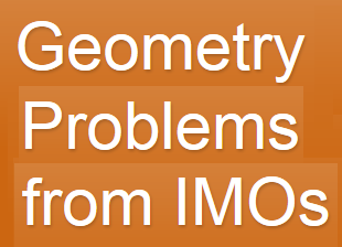 geometry problems from IMOs