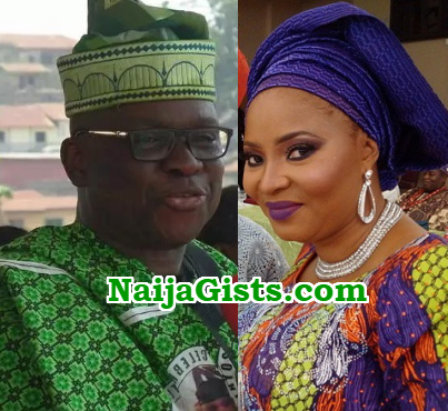 fayose turn down offer to help moji olaiya yomi fabiyi