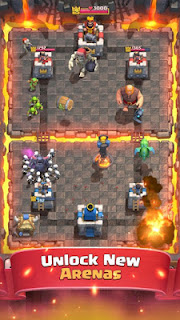 Download Clash Royale Mod Unlimited Money v1.2.3