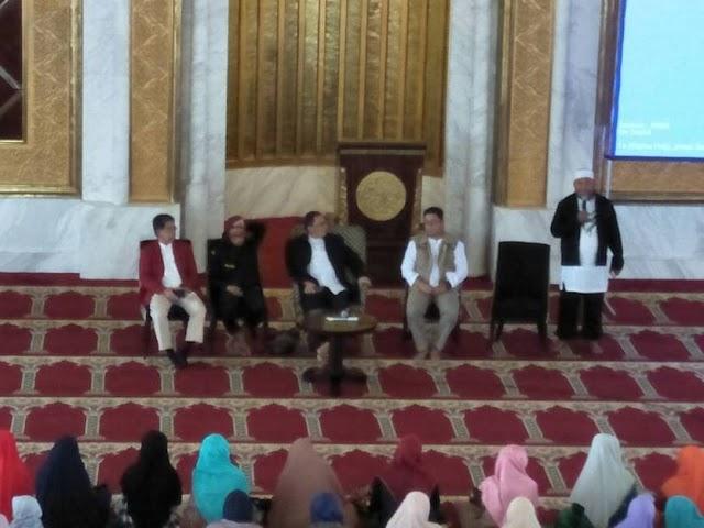 Mang Oded: Menolong Muslim Rohingnya Kewajiban Kita Semua