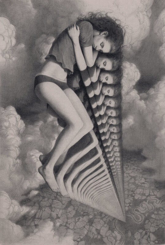 04-Projection-Johnston-Fascinating-Surreal-Pencil-Drawings-www-designstack-co