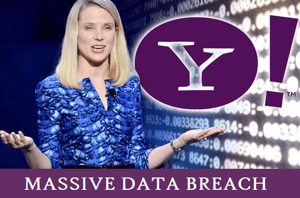 Yahoo 1 Billion User Accounts Hacked