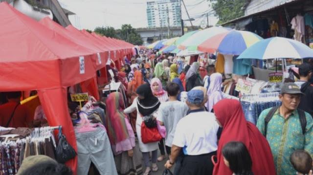 Gawat !! Kata Pengamat: Anies 'Bangunkan' Preman-Preman Tanah Abang yang 'Tidur' di Era Ahok