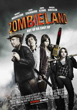 Zombieland 2009 Full Hindi Dubbed Movie Download HDRip 720p