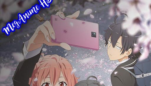 Yahari Ore no Seishun Love Comedy wa Machigatteiru. Kan [05/12] | Sub Español | Mega | HD