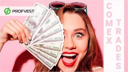 Comex Trades – 116,5% чистой прибыли за 60 дней!