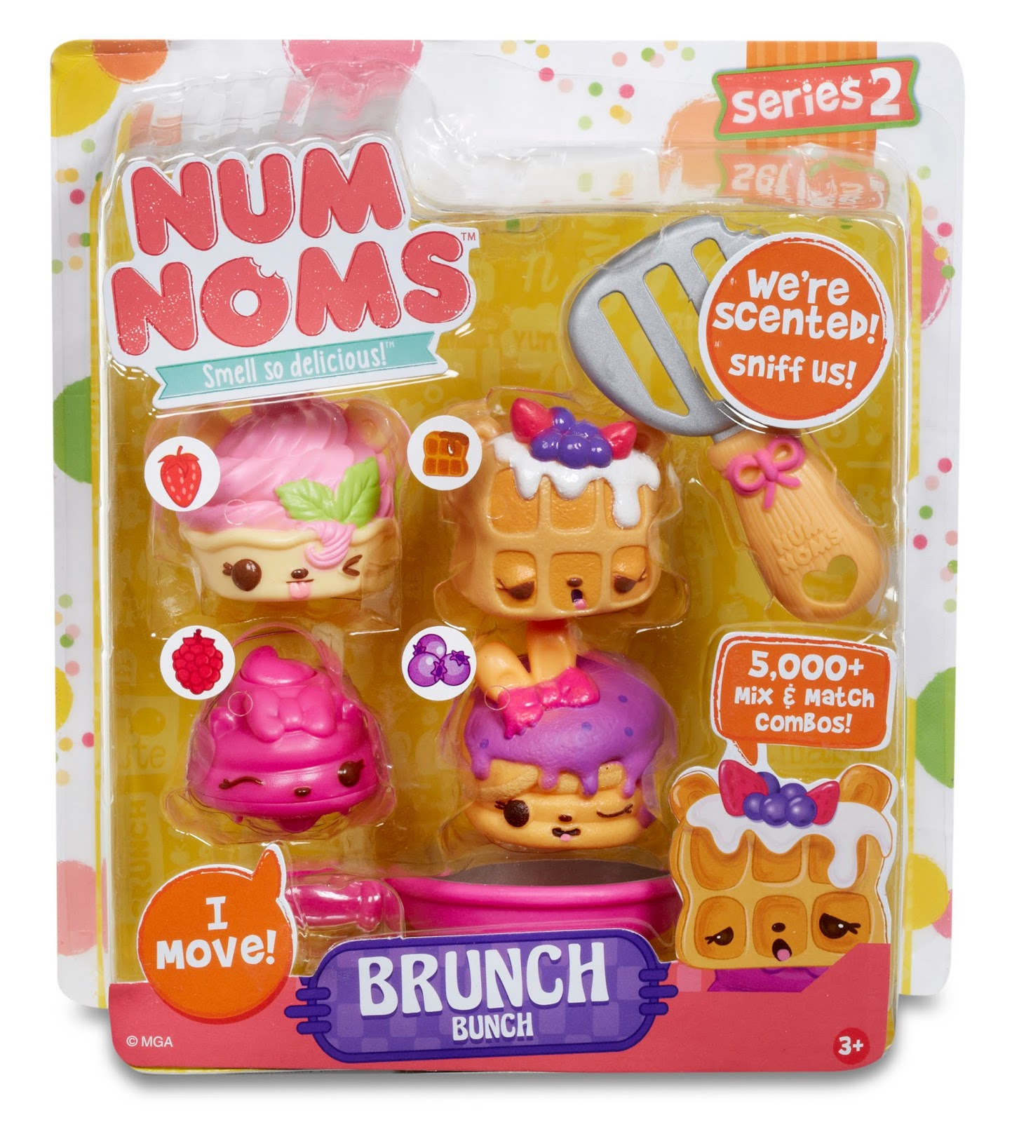 chic geek diary num noms series 2 competition. Black Bedroom Furniture Sets. Home Design Ideas