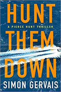 Hunt Them Down by Pierce Hunt. The dark world he's been fighting against has caught up with him. Will his daughter pay the price?