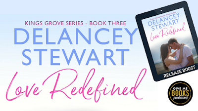 Love Redefined by Delancey Stewart - A Good Book Can Change Your View For Life