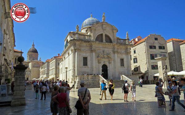 Dubrovnik - Plaza Luza