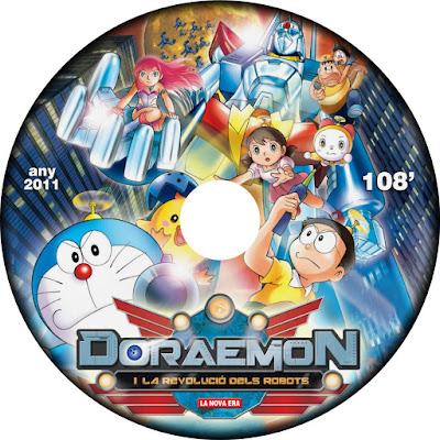 Doraemon i la Revolució dels robots - [2011]