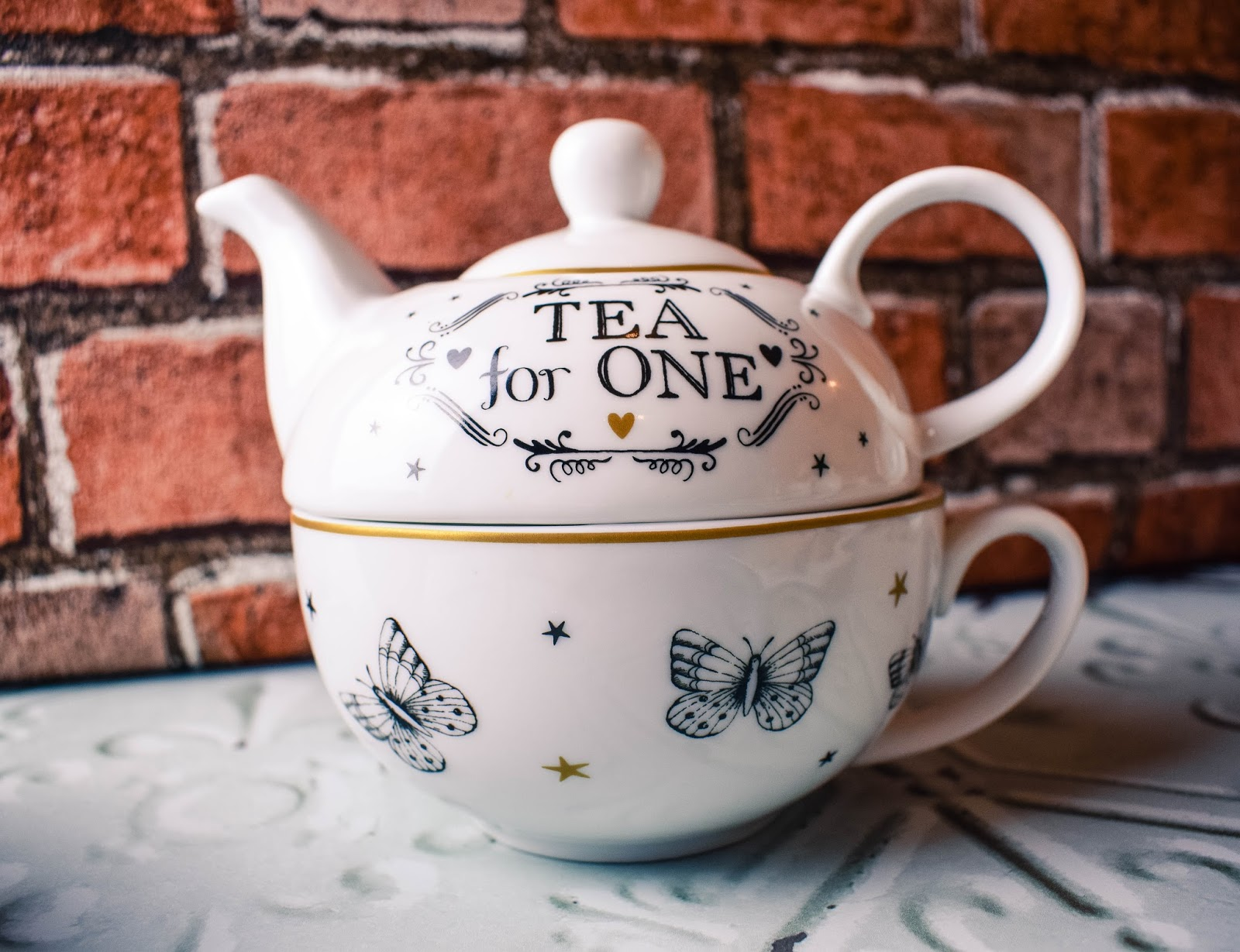 lebellelavie - It's all about a nice cuppa tea with Asda homeware