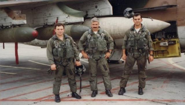 «Έτσι θα βυθίζαμε τον τουρκικό Στόλο στα Ίμια» !  έτοιμοι να απογειωθούν εντός 60'' και να σπείρουν