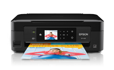 """Epson Expression Home XP-420"""