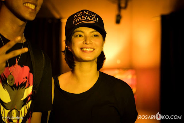 Throwback: Angel Locsin Was Spotted Watching FlipTop Battle League LIVE