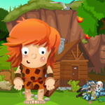 Games4King Caveman Rescue