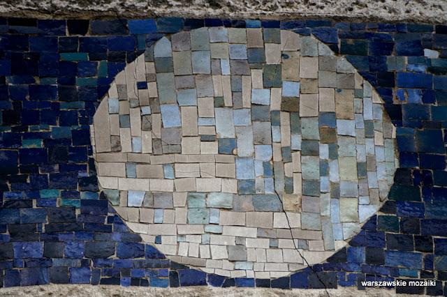 Warszawa Warsaw Praga Południe Grochów warszawskie mozaiki osiedle młodych wspólna droga